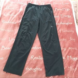 Dark Grey Nike Dri-Fit Pants